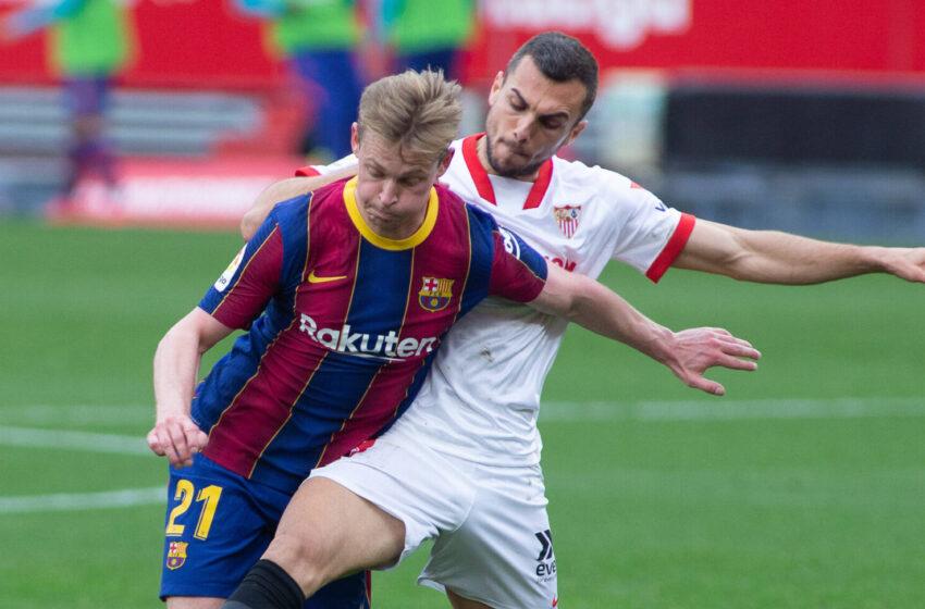 Séville 0-2 Barcelone : Les Tops et les Flops !