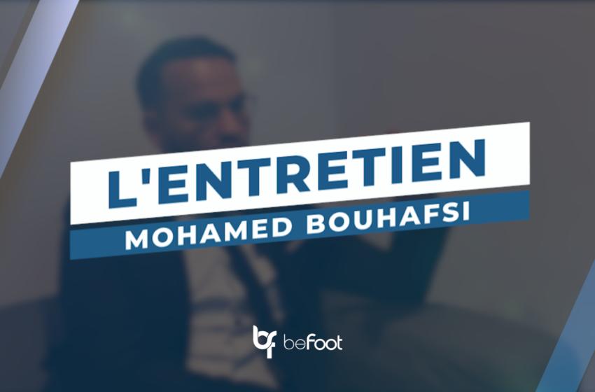 🎤 L'ENTRETIEN #1   Mohamed Bouhafsi (Rédacteur en Chef football chez RMC Sport)