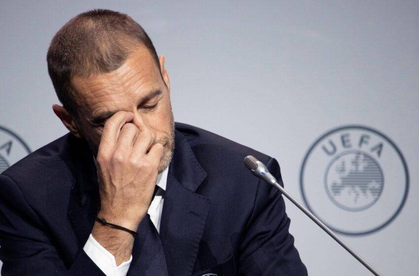 L'UEFA annule 2 compétitions en raison de la COVID-19 !
