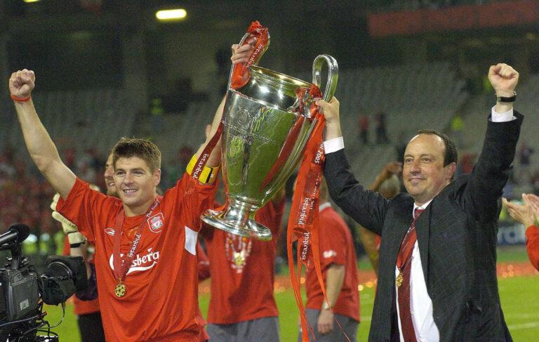 Les Meilleurs Anglais - 4ème : Steven Gerrard - BeFoot