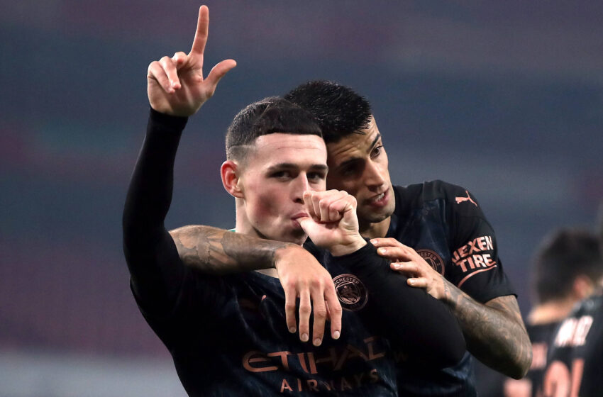 Phil Foden : le petit prince d'Angleterre