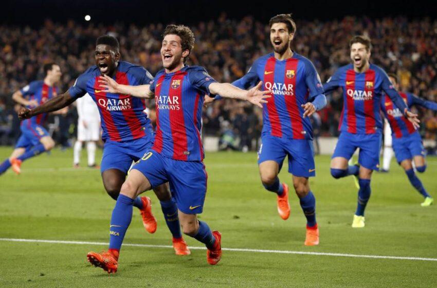 LDC : Barça 🇪🇸 – 🇫🇷 PSG, une opposition déjà historique