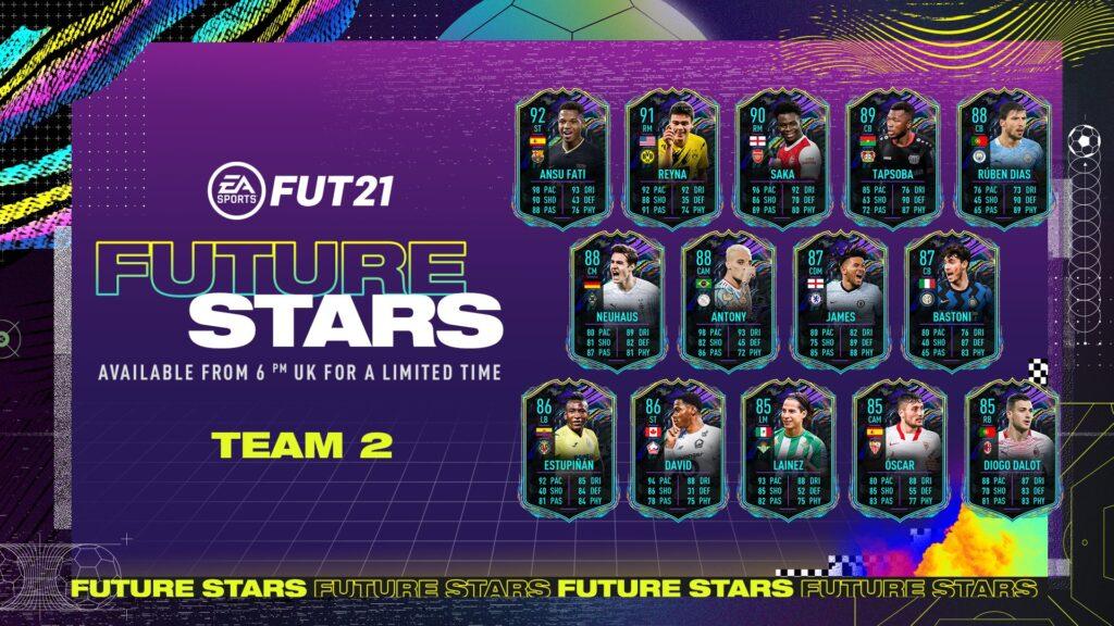 Future Stars n°2