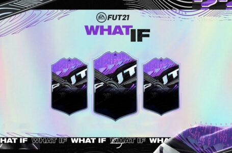 """FUT 21 – """" What If """" : La 2ème équipe dispo !"""