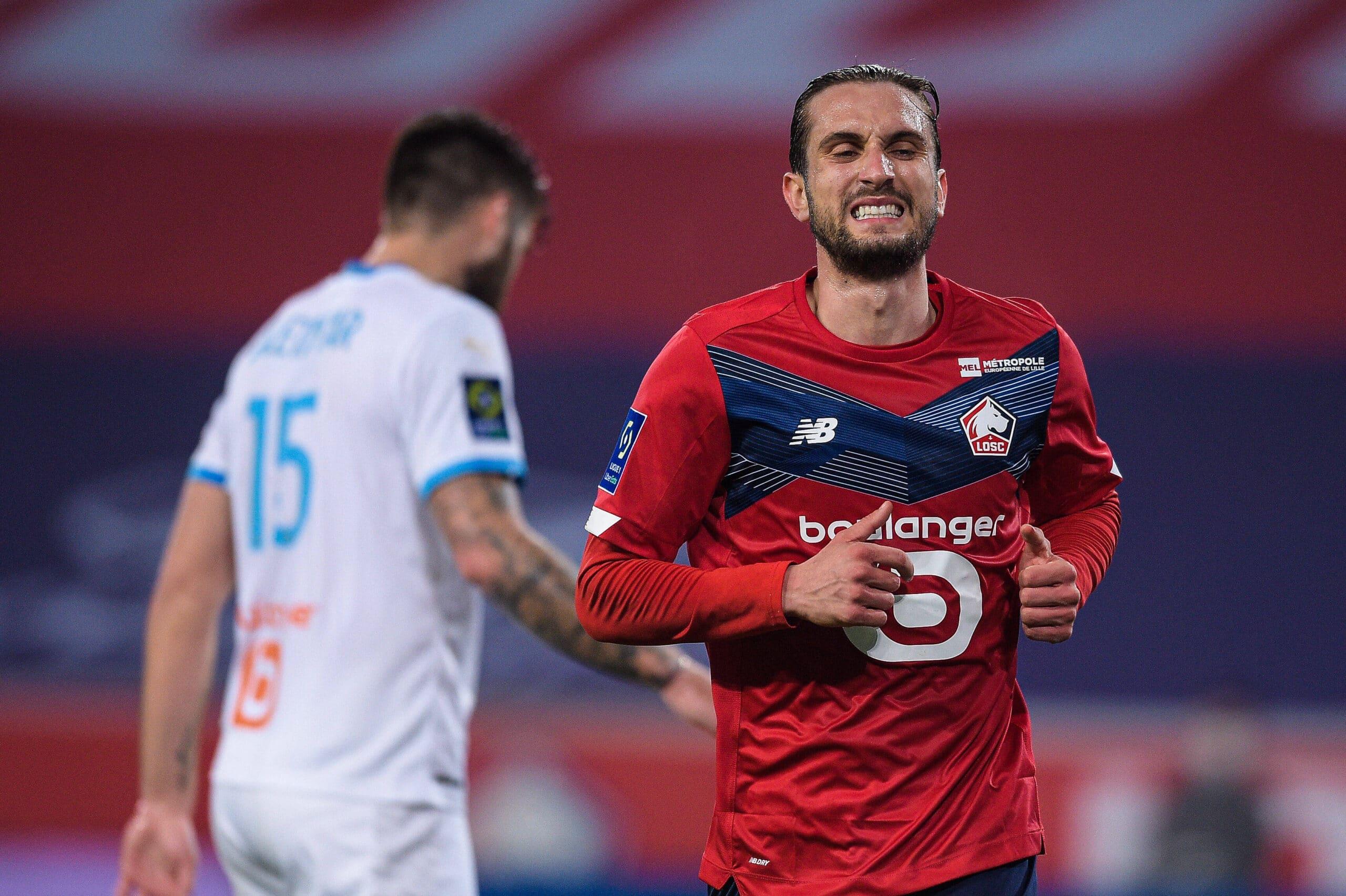 Lille 2-0 OM : les réactions d'après-match
