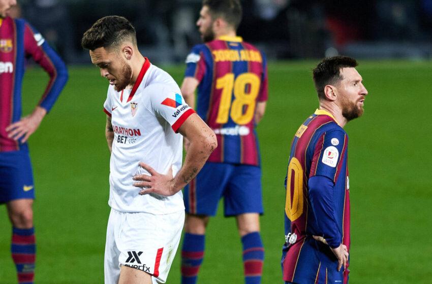 FC Barcelone 3-0 FC Séville : les Tops et les Flops !