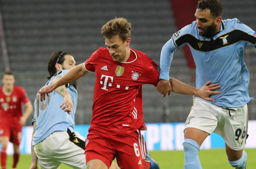 Bayern 2-1 Lazio : Les Tops et les Flops !