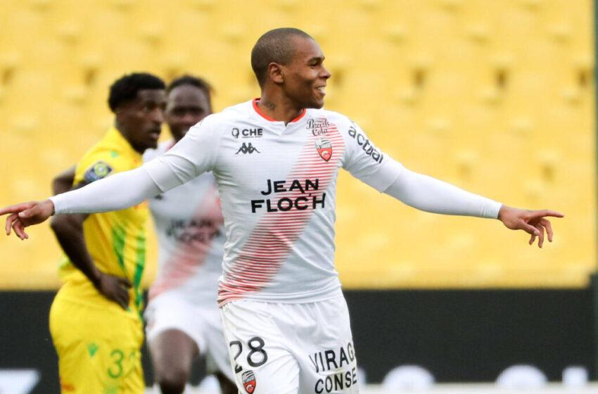 FC Lorient : Armand Laurienté, sur un nuage !