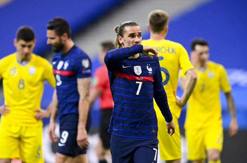 France 1-1 Ukraine : les Tops et les Flops !