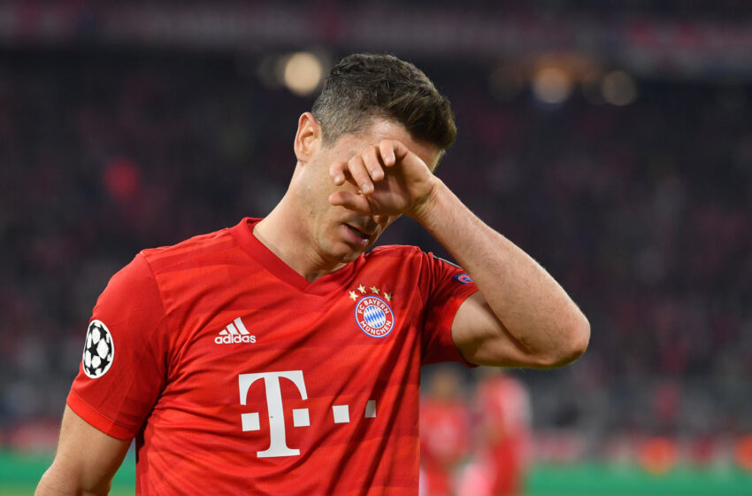 Bayern : Lewandowski forfait contre le PSG !