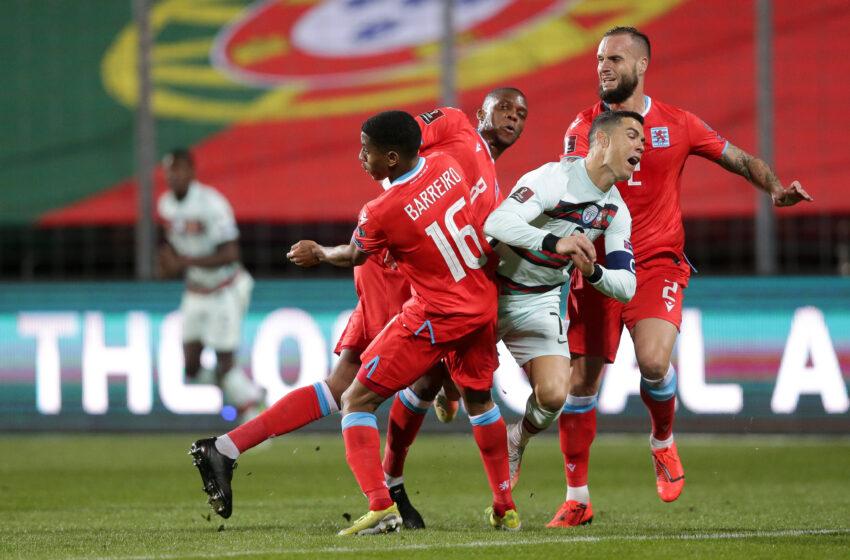 Luxembourg 1-3 Portugal : Les Tops et les Flops !