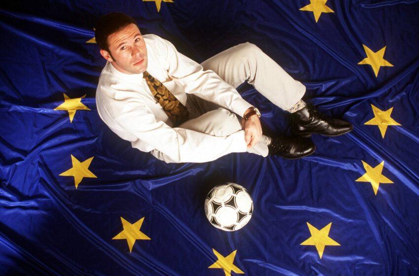 Les règles qui ont changé le foot: l'arrêt Bosman #2