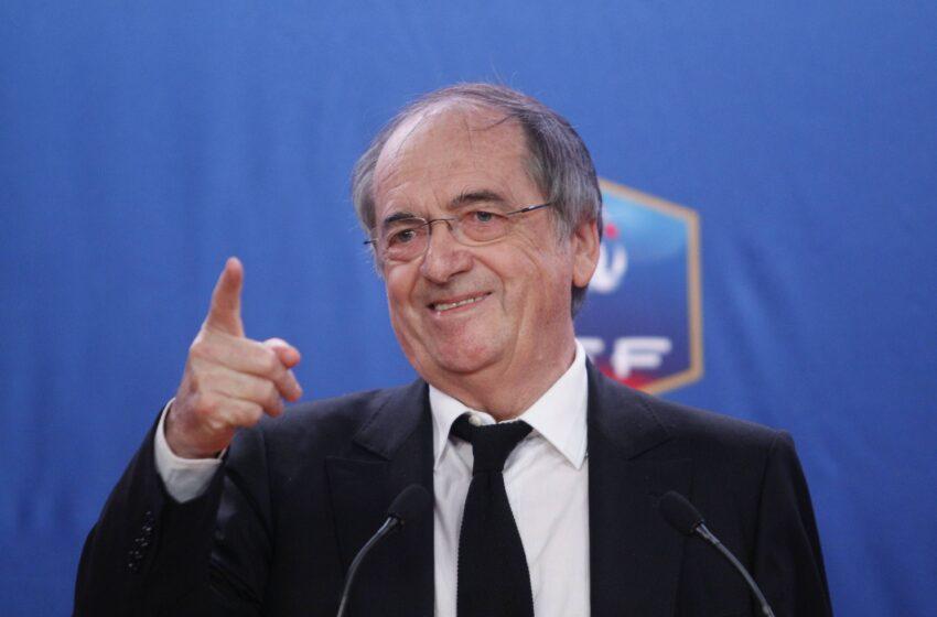 Elections FFF : Noël Le Graët part pour un 4ème mandat