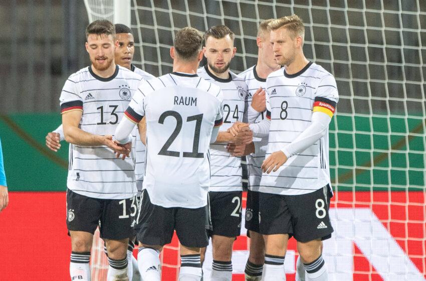 Euro Espoirs 2021 : Présentation de la Nationalmannschaft