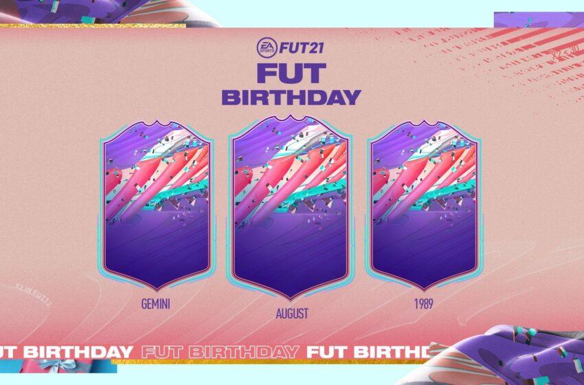 FUT Birthday : 12 ans déjà !