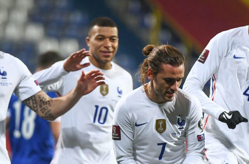 Bosnie 0-1 France : les Tops et les Flops !