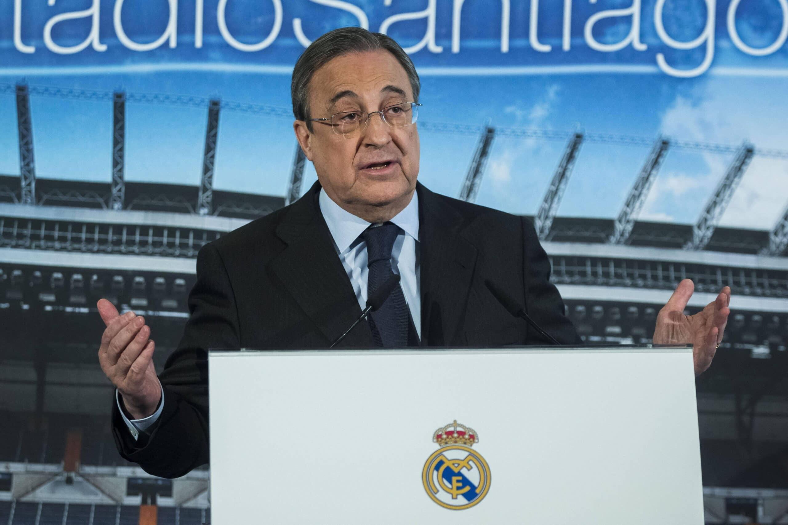 🔴 SuperLeague : Retour sur les déclarations de Florentino Perez !