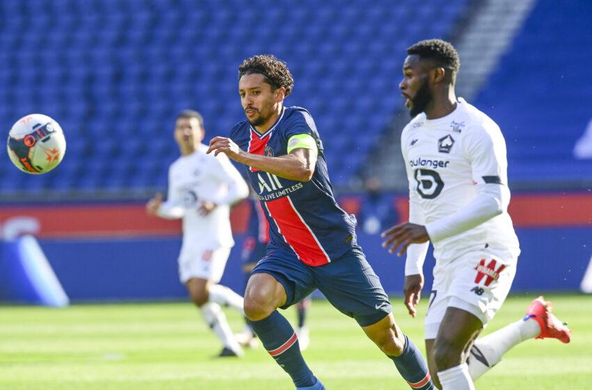 PSG 0-1 Lille : Les Tops et les Flops !