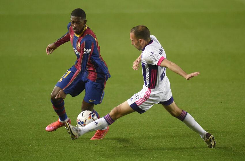 Barça 1-0 Valladolid : les Tops et les Flops !