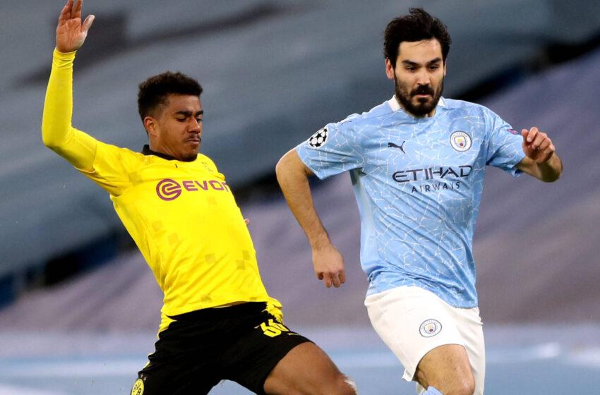 Man.City 🏴 2-1 🇩🇪 Dortmund : les Tops et les Flops !