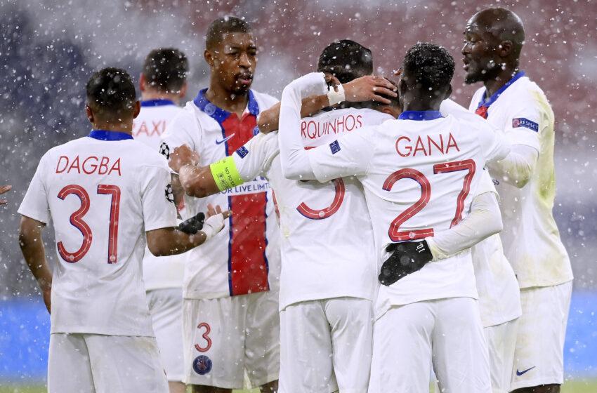 🎬 VIDÉO : les coulisses du PSG, lors de la victoire face au Bayern !
