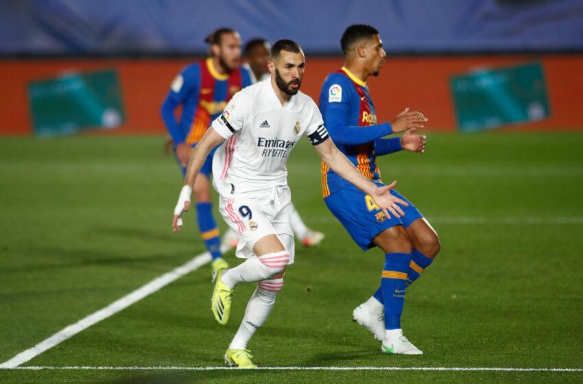 Real2-1 Barça: les Tops et les Flops!