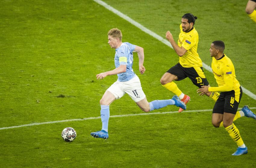Dortmund 🇩🇪 1-2 🏴 Man City : les Tops et les Flops !