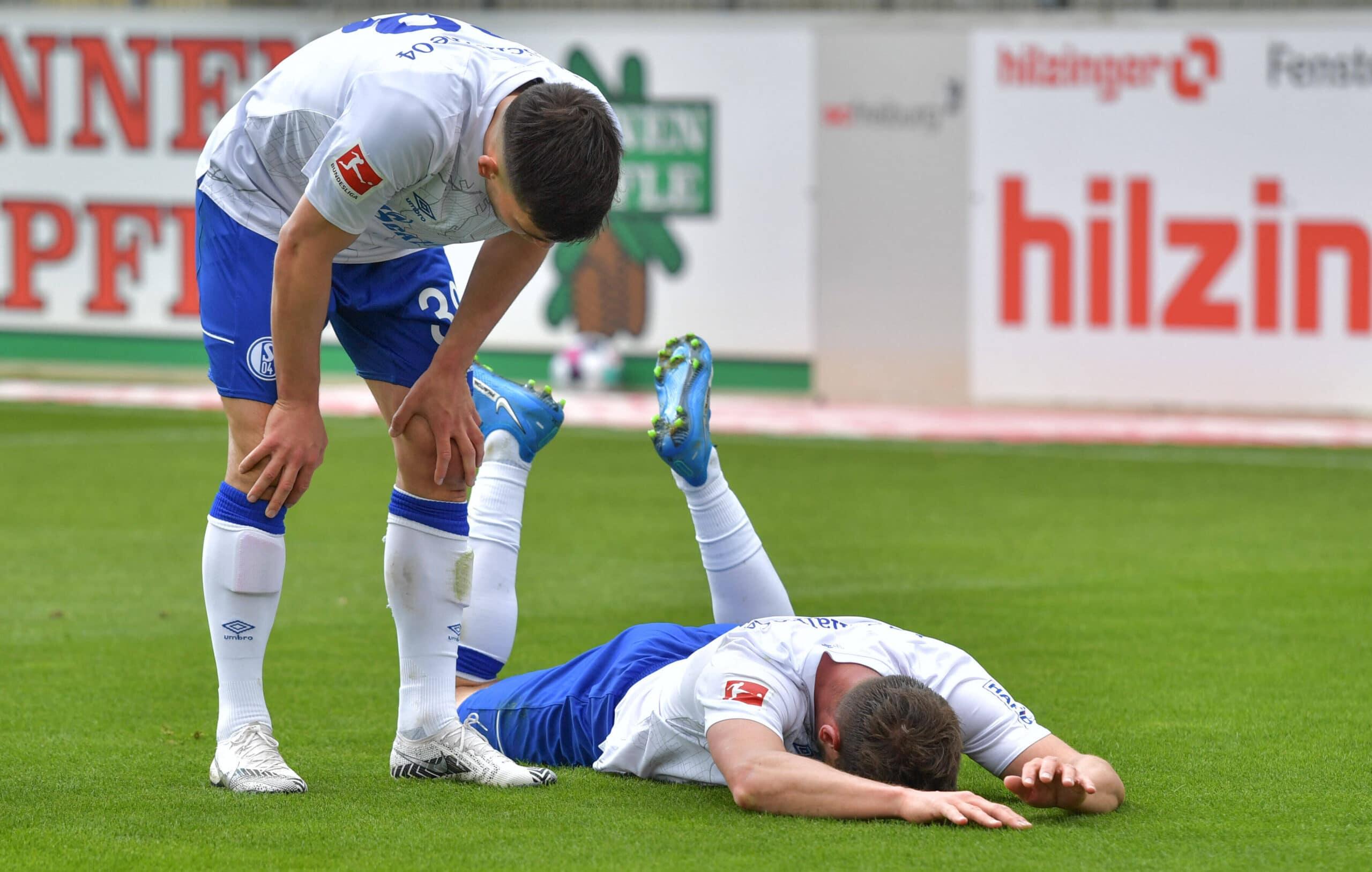 OFFICIEL : Schalke04 relégué en 2.Bundesliga !