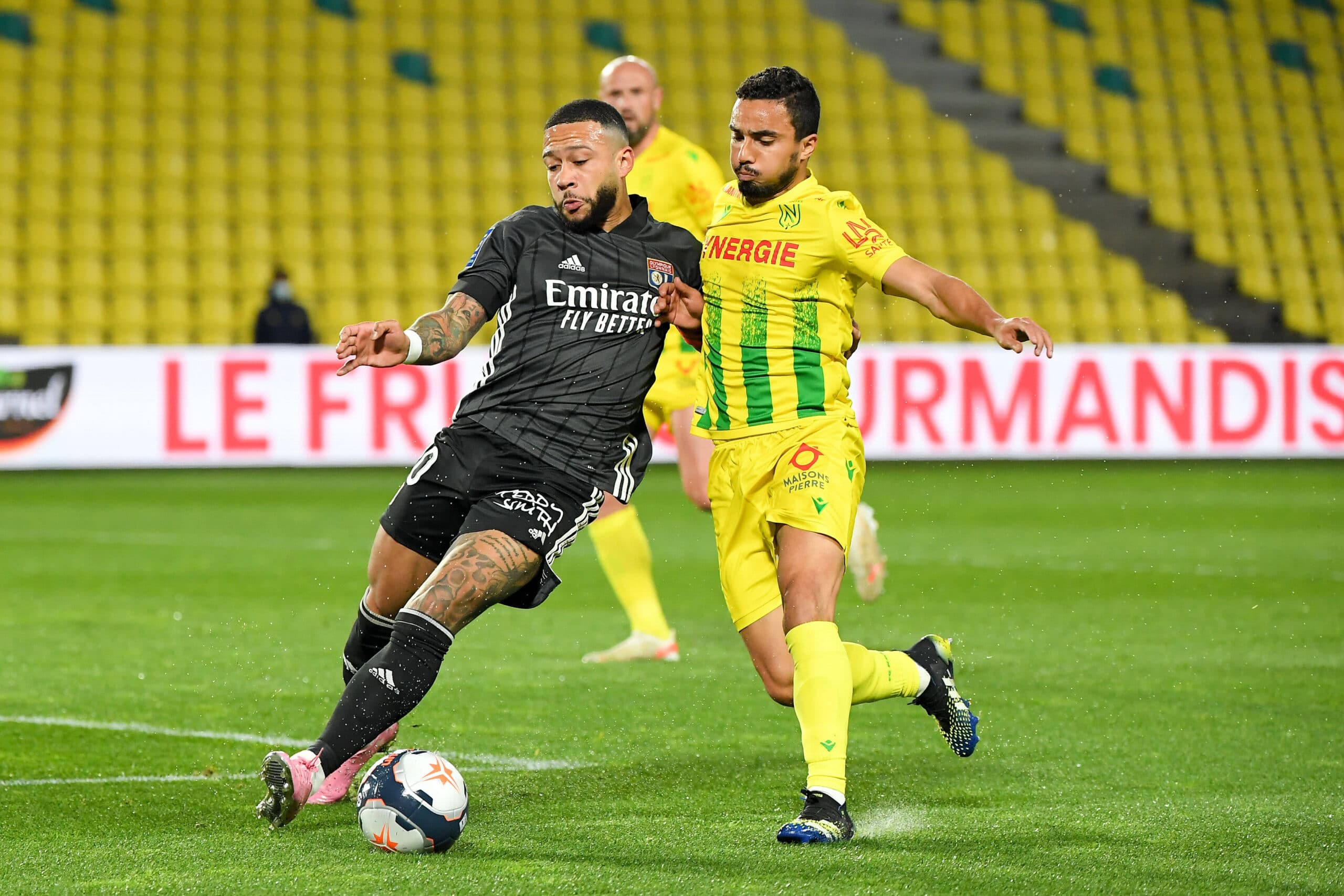 Nantes 1-2 OL : les Tops et les Flops !