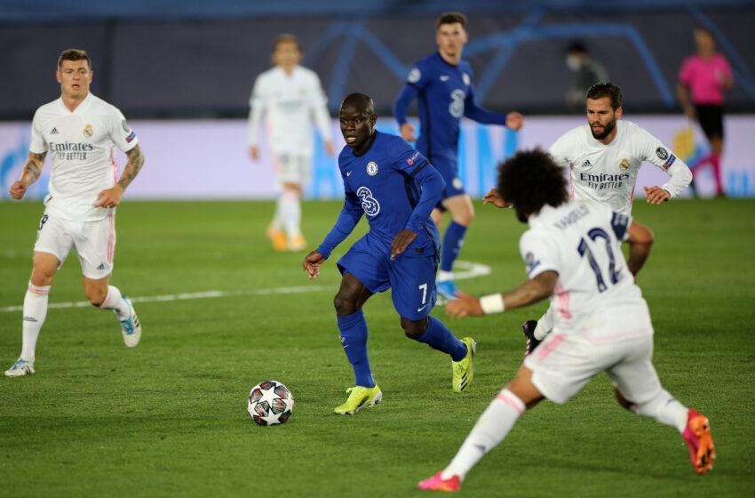 Real Madrid 🇪🇸 1-1 🏴 Chelsea : les Tops et les Flops !