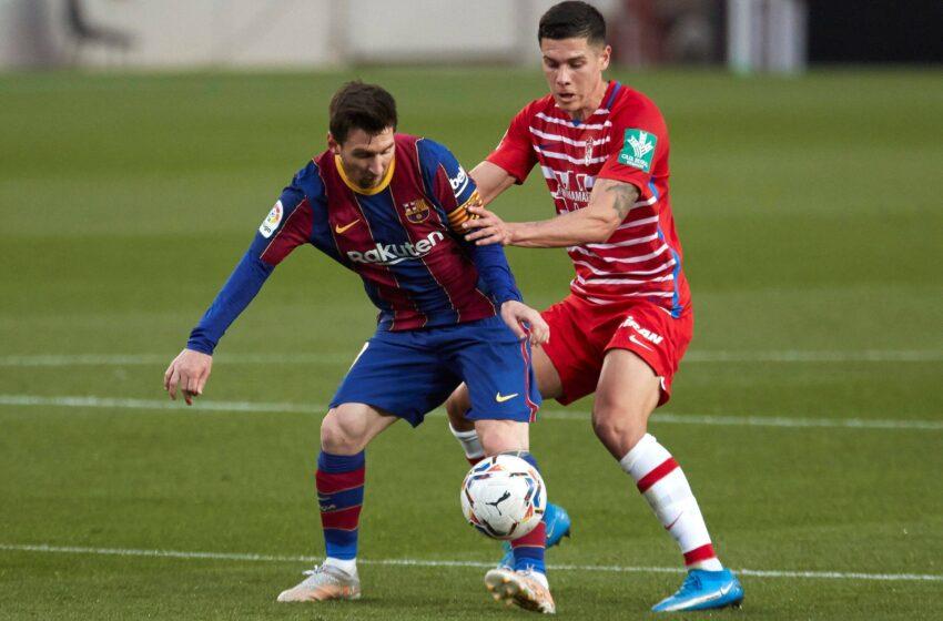 Barça 1-2 Grenade : les Tops et les Flops !