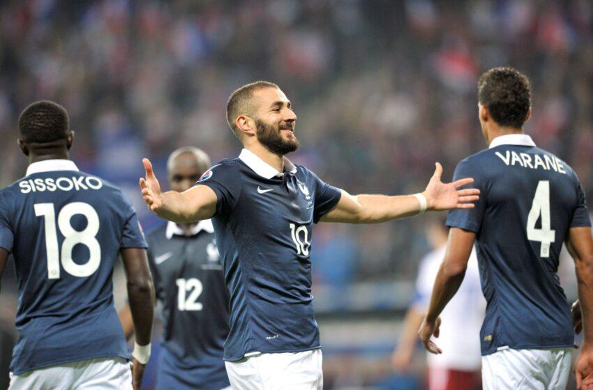 Karim Benzema veut rejouer en Équipe de France !