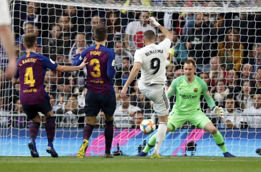 🎬 VIDÉO : tous les buts de Benzema face au Barça !