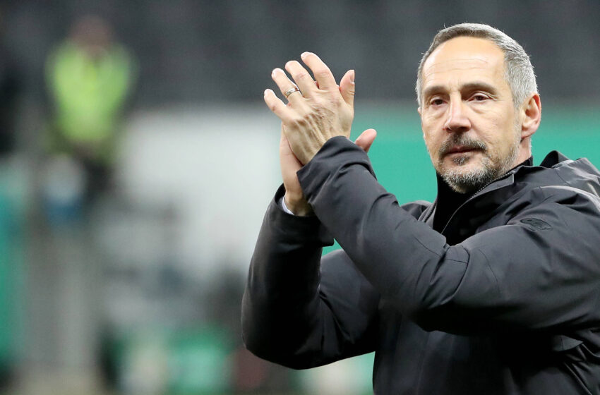 Adi Hütter : nouvel entraîneur de M'Gladbach !