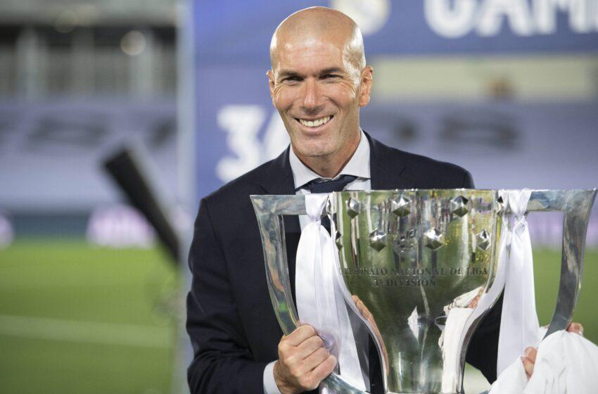 Zinedine Zidane connaît trop bien la recette !