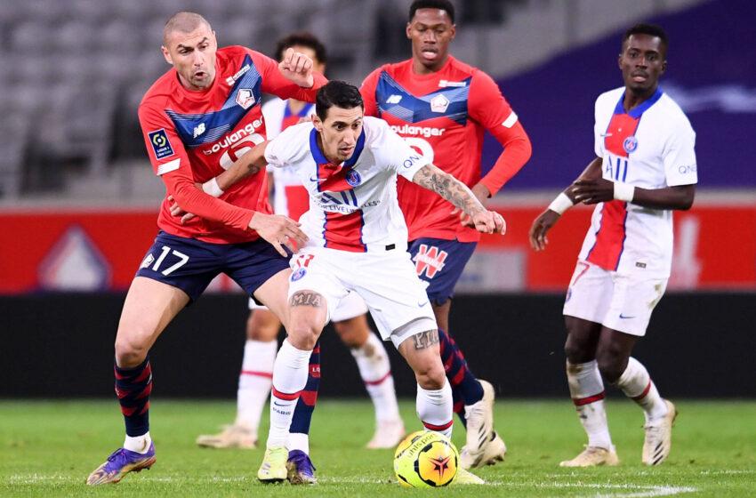 PSG – Lille : un match pour le titre