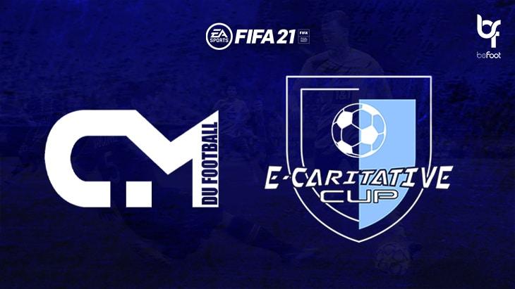 """E-Caritative CUP : les """"CM du Foot"""" organisent un tournoi pour la bonne cause !"""