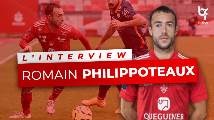 """Interview de Romain Philippoteaux (Brest) : """"Dallas et la MLS, c'était mon rêve !"""""""