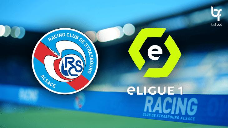 FIFA 21 : le RC Strasbourg s'investit dans l'eSport et la eLigue1 !