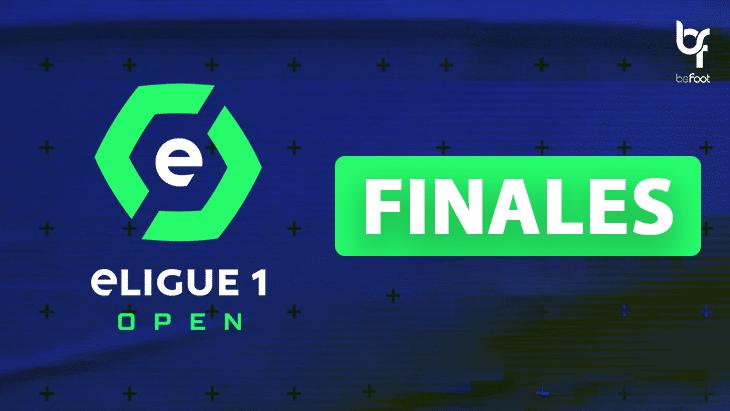 FIFA 21 : Les Finales de l'eLigue 1 Open !