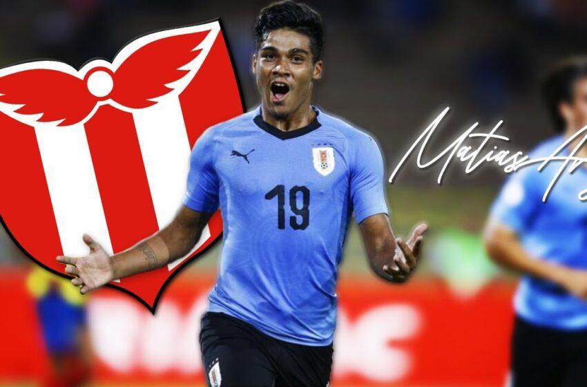 Matias Arezo, la nouvelle pépite sud-américaine
