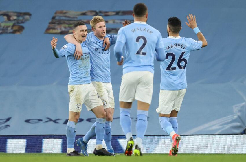Manchester City : la première à portée de main