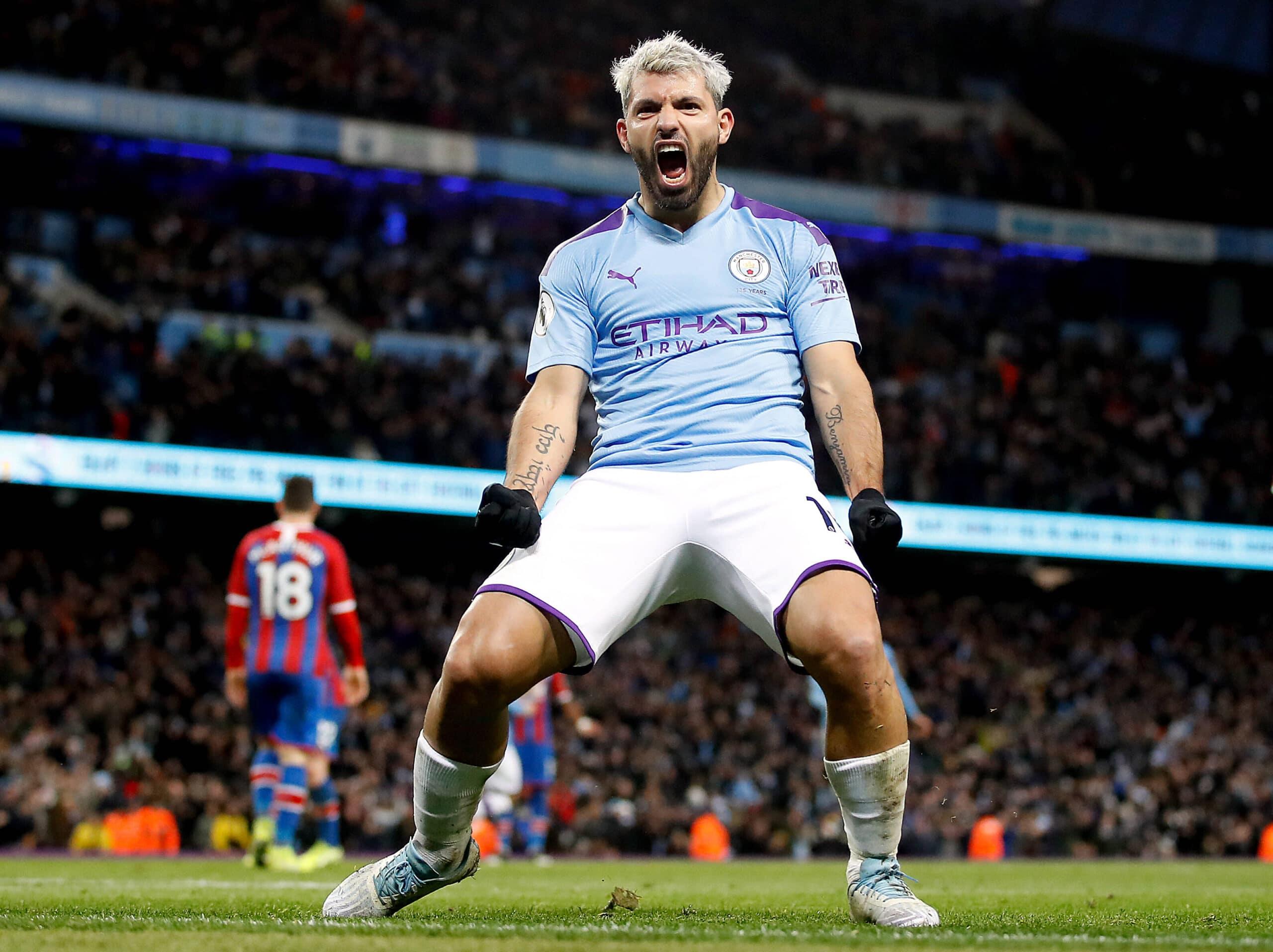 Sergio Aguero : retour sur sa fabuleuse carrière à City