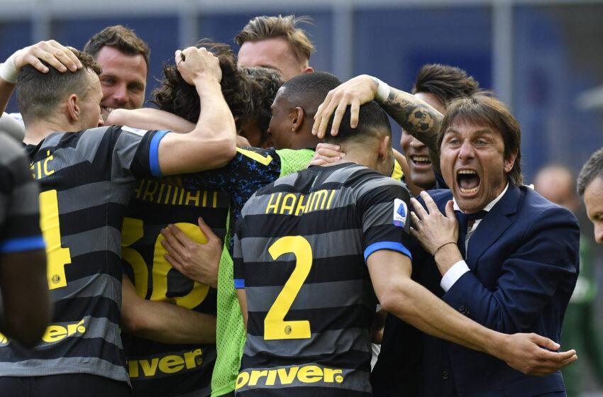 Inter Milan : autopsie d'un retour au 1er plan