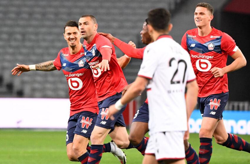 Lille 2-0 Nice : les Tops et les Flops !