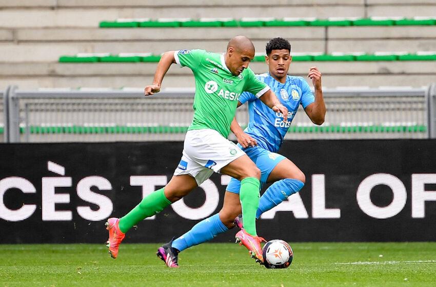 Saint-Etienne 1-0 OM : les Tops et Flops de la rencontre