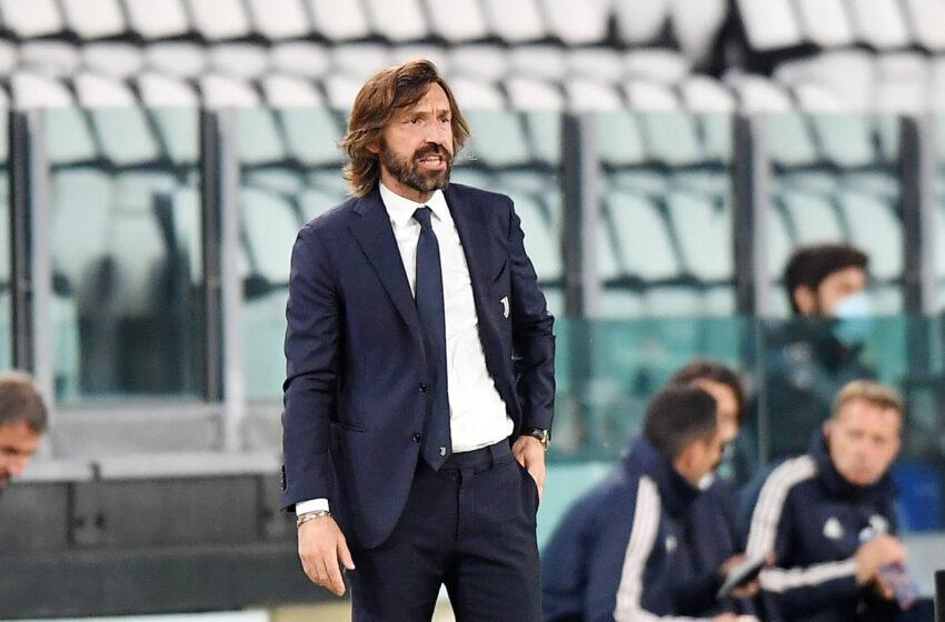 Juventus : Andrea Pirlo maintenu entraîneur !