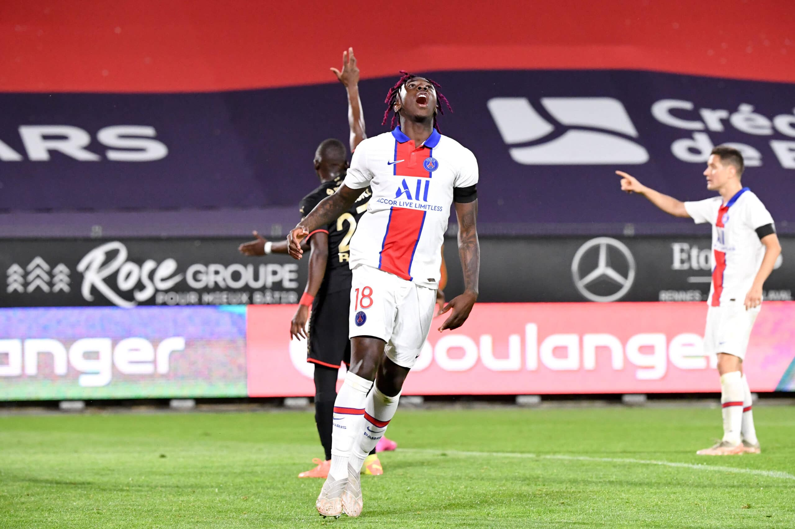 Rennes 1-1 PSG : les Tops et les Flops !