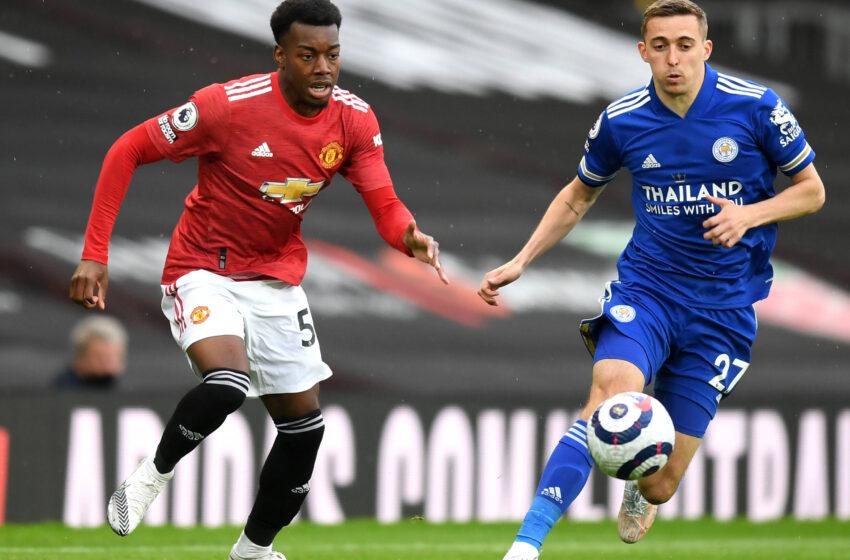 Manchester Utd 1-2 Leicester : les Tops et les Flops !