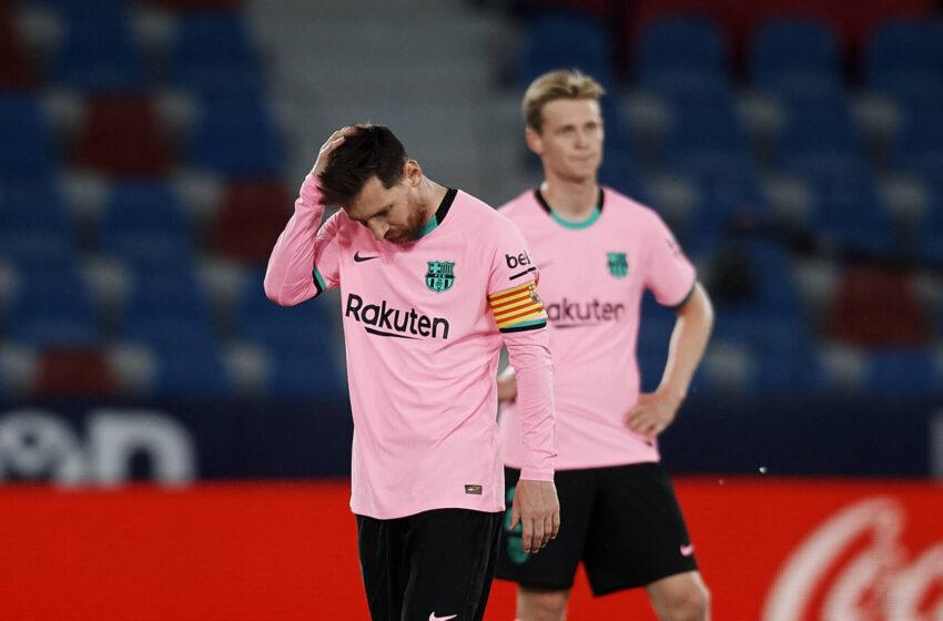 Levante 3-3 FC Barcelone : les Tops et les Flops !